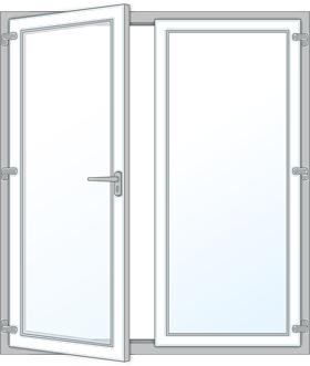 French doors Australia