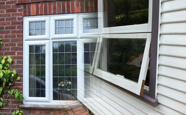 Double Glazes windows