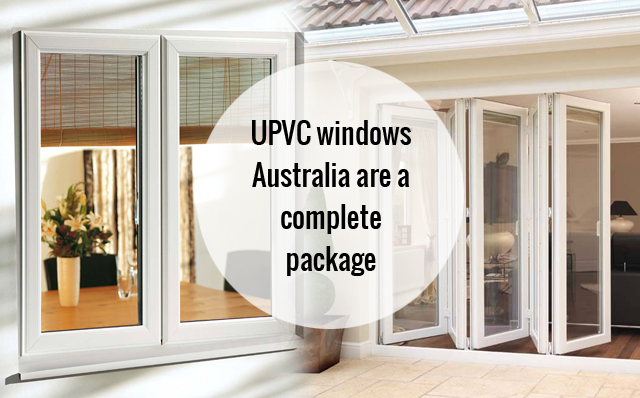 UPVC windows Australia